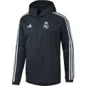 didas FC Real Madrid Rain Jacket