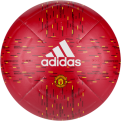 adidas Manchester United Club Soccer Ball (Size 5)