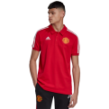adidas Manchester United 3S Polo Shirt