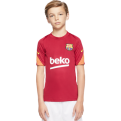 Nike FC Barcelona 20-21 Breathe Strike Junior Top