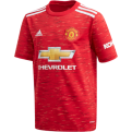 adidas Manchester United 20-21 Junior Home Jersey