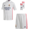 adidas Real Madrid Kid's Soccer Home Kit