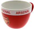 FC Arsenal Cappuccino Kavos Puodelis