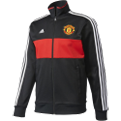 adidas Manchester United FC 3 Stripe Džemperis
