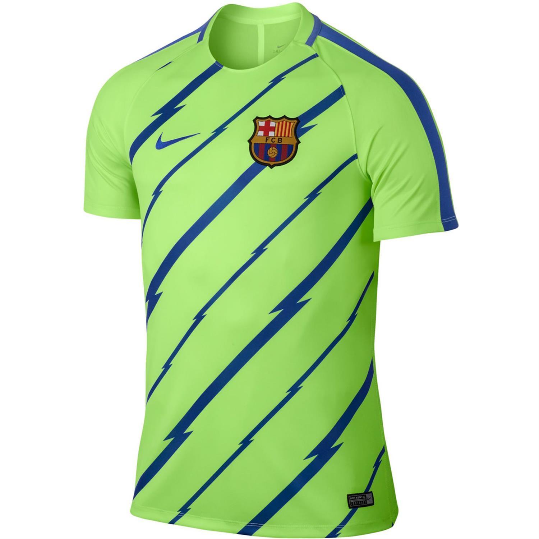 new arrival b99f9 4070d Nike FC Barcelona Dry Squad GX Tee - Soccer Shop Barcelona FC Merchandise -  Superfanas.lt