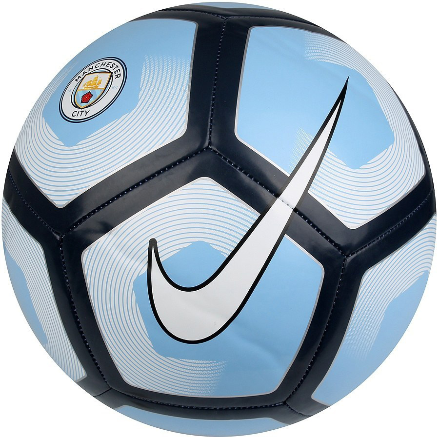 Nike Manchester City Supporters Soccer Ball