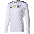 adidas Germany Home Replica Long Sleeve Jersey (Size S)