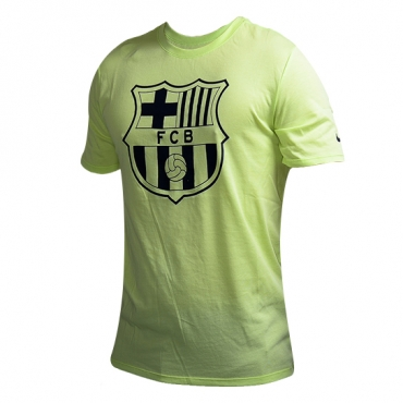 59bcd9eba75 Nike FC Barcelona Crest 2 Kids Tee - Soccer Shop Barcelona FC ...