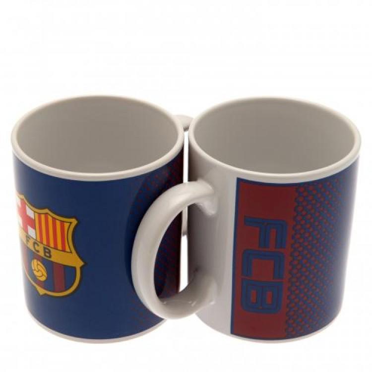 Fc barcelona mug fcb soccer merchandise barcelona fc for Mug barcelona