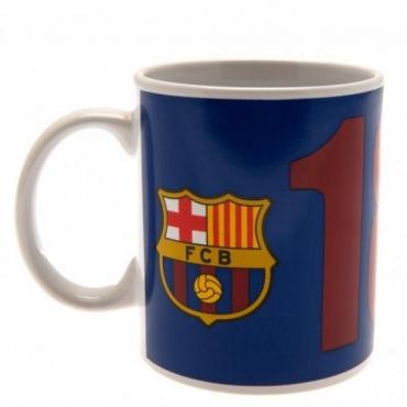 Fc barcelona mug 1899 soccer merchandise barcelona fc for Mug barcelona