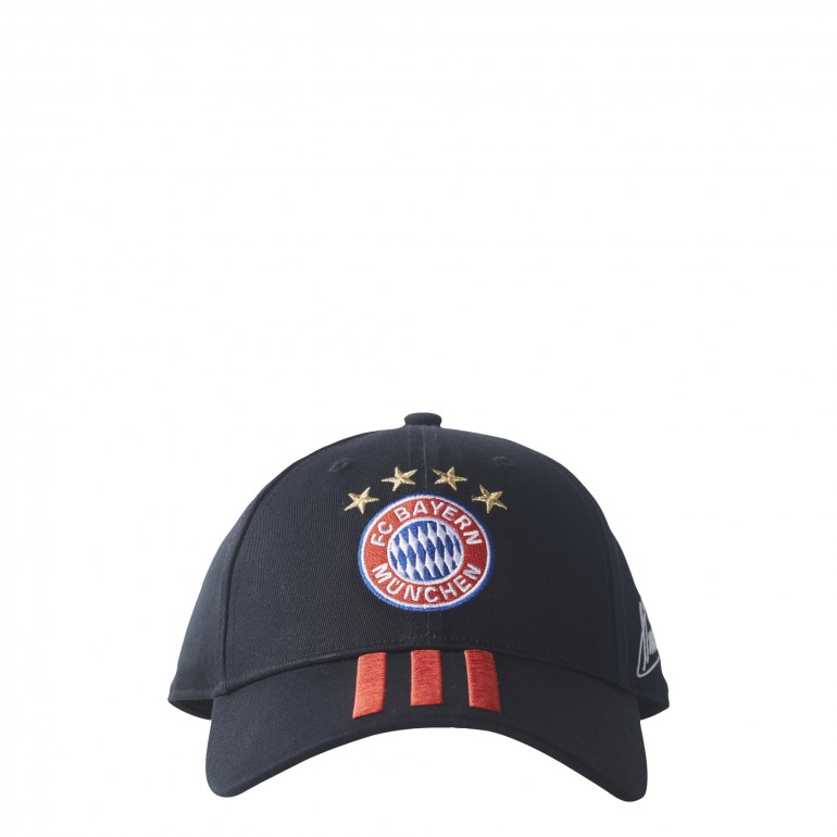adidas fc bayern 3 stripes gk cap soccer merchandise. Black Bedroom Furniture Sets. Home Design Ideas