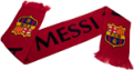 FC Barcelona Messi scarf