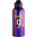 FC Barcelona Suarez 9 Water Bottle