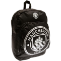 Manchester City FC Black Backpack