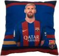FC Barcelona Messi Pillow