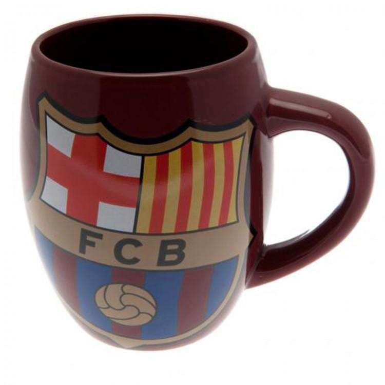 Fc barcelona tea mug soccer merchandise barcelona fc for Mug barcelona