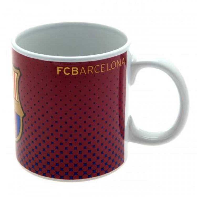 Fc barcelona mug soccer merchandise barcelona fc for Mug barcelona