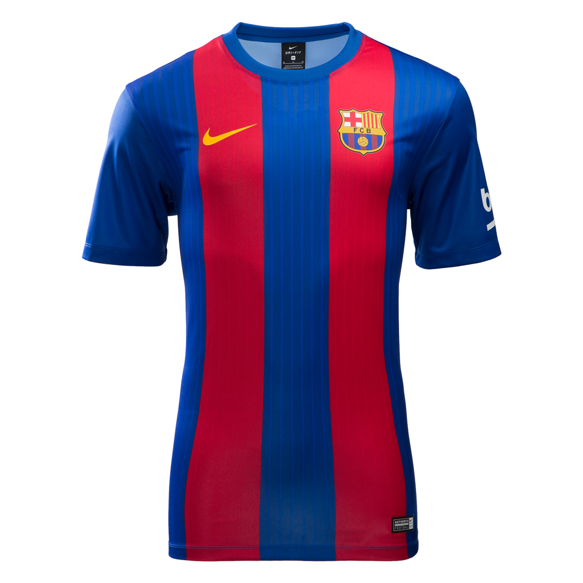 bbfb6a96a37 Nike FC Barcelona Home Supporters 2016-17 Jersey - Soccer Shop Barcelona FC  Merchandise - Superfanas.lt