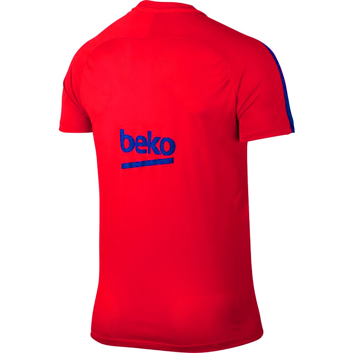 nike fc barcelona training tee soccer merchandise barcelona fc merchandise. Black Bedroom Furniture Sets. Home Design Ideas