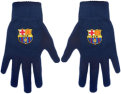 FC Barcelona Winter Gloves