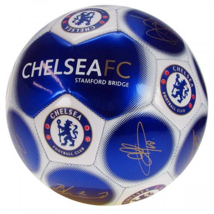 huge discount 575a2 8ed9f FC Chelsea Soccer Ball - Soccer Shop London Chelsea ...