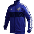 adidas Chelsea FC 3 Stripes Track Džemperis