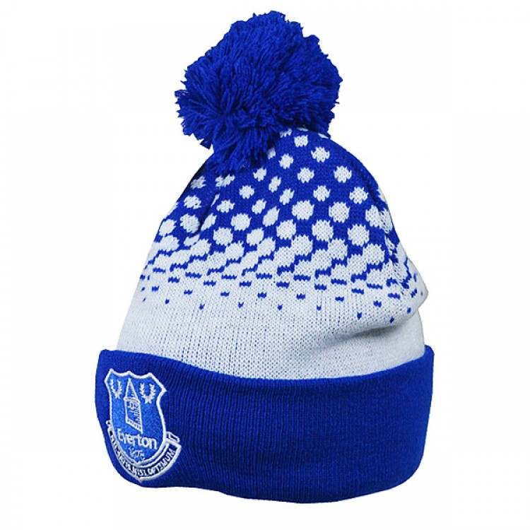 efcf837914a FC Everton Knitted Winter Hat - Soccer Shop EVERTON FC Merchandise -  Superfanas.lt
