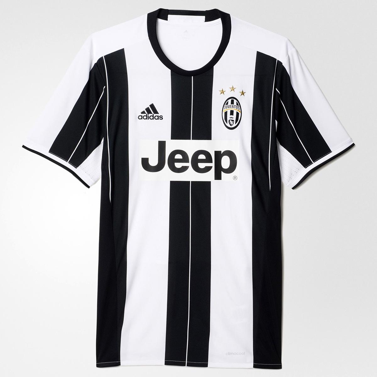 Adidas Juventus Fc   Home Replica Jersey Soccer Merchandise