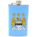 FC Manchester City Metal Flask