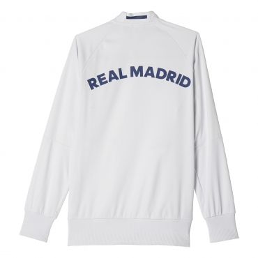33fd7a93f adidas Real Madrid 2016-17 Anthem Jacket - Soccer Shop Real Madrid ...