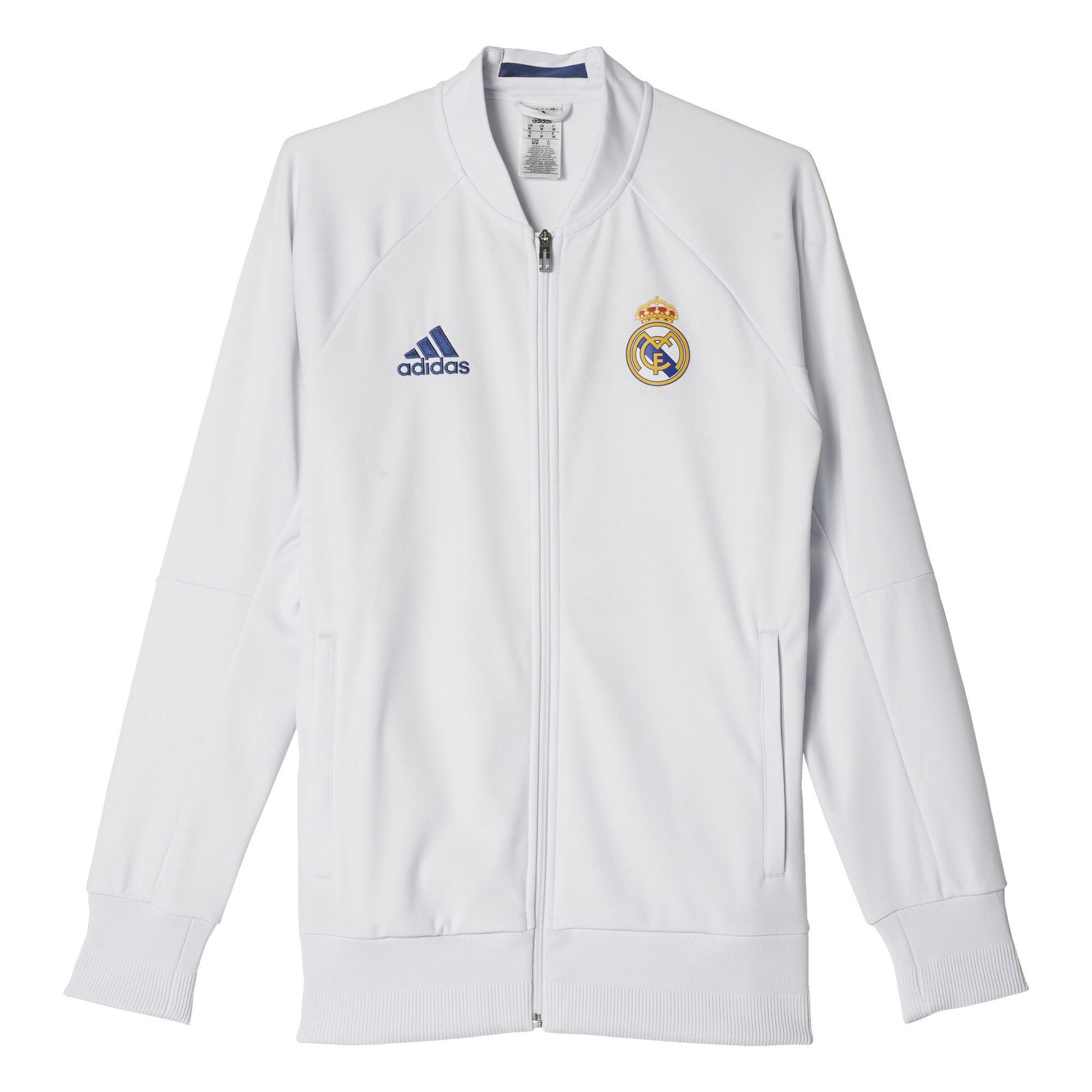 Adidas Inno Real Madrid 2016 17 Inno Adidas Giacca Calcio Merce Vera 5b9938