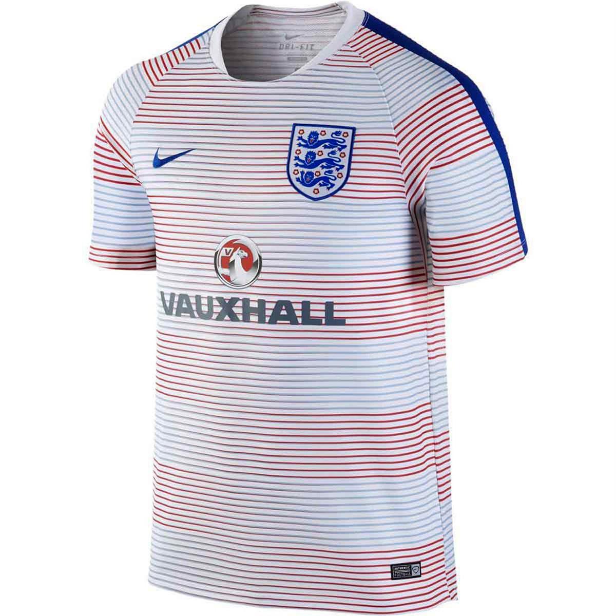 672e6e17f Nike England Flash Pre-Match SS 2 Tee - Soccer Shop WORLD CUP 2018  MERCHANDISE - Superfanas.lt