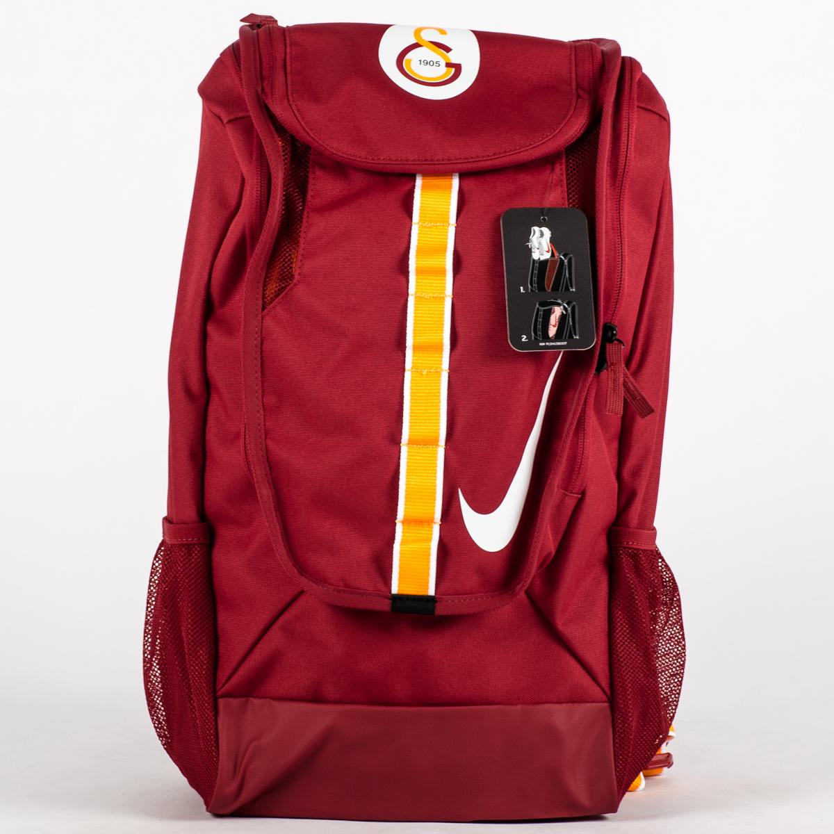 Nike Galatasaray Allegiance Shield Backpack Soccer
