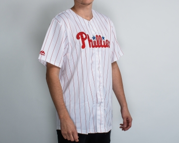 fdad4961d Majestic MLB Philadelphia Phillies Replica Jersey - MLB NFL NHL SHOP ...