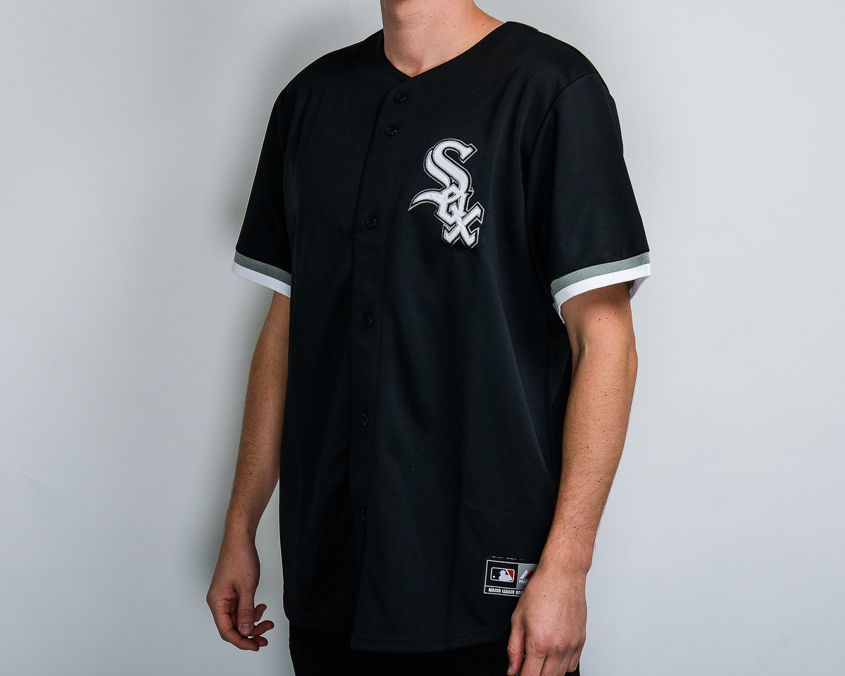 best sneakers 4e238 0ad08 Majestic MLB Chicago White Sox Replica Jersey - MLB NFL NHL ...