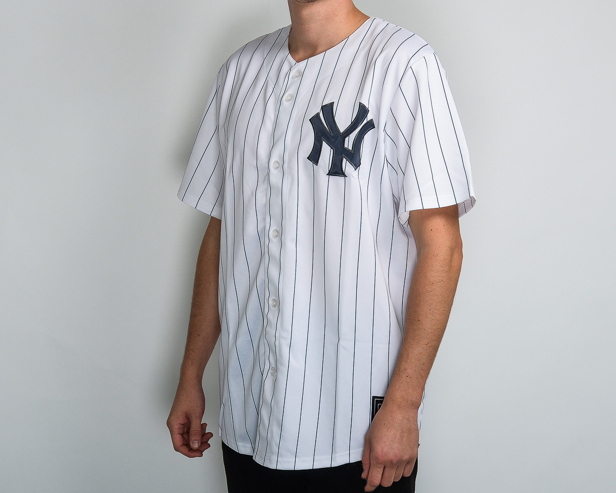 Majestic MLB New York Yankees Replica Jersey - MLB NFL NHL SHOP MLB  Merchandise - Superfanas.lt 4f324028490