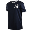 Majestic MLB New York Yankees Longline Warm Up Poly Jersey