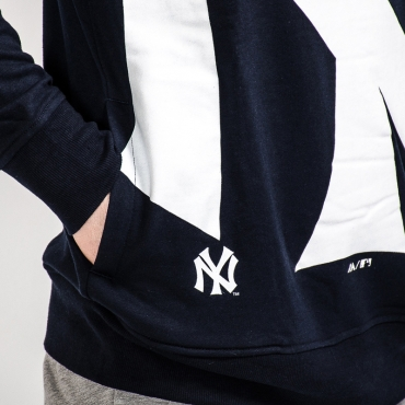 Majestic MLB New York Yankees Bater Loopback OTH Hoodie džemperis