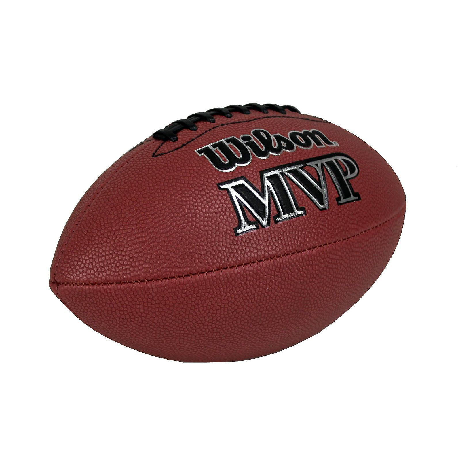 Wilson MVP Official Football Ball  MLB NFL NHL Merchandise NFL American Football Merchandise