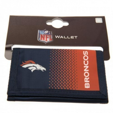 Denver Broncos NFL Wallet