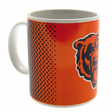 Chicago Bears NFL Puodelis