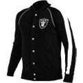 Majestic NFL Oakland Raiders Melter Fleece Letterman džemperis