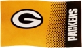 Green Bay Packers NFL Vėliava