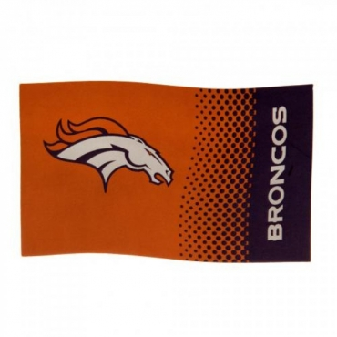 Denver Broncos NFL Flag