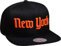 Mitchell & Ness NHL New York Islanders Gotham City Snapback Kepurė