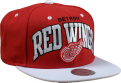 Mitchell & Ness NHL Detroit Red Wings Team Arch Snapback Kepurė