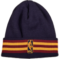 Mitchell & Ness NBA Cleveland Cavaliers League Ream Stripe Beanie