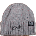 Mitchell & Ness NHL Los Angeles Kings TC Heather Stripe Knit Žieminė Kepurė