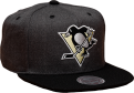 Mitchell & Ness NHL Pittsburg Penguins G3 Logo Snapback Kepurė