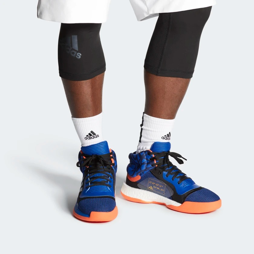 edad436a71e adidas Marquee Boost Kristaps Porzingis - BASKETBALL SHOES Adidas ...